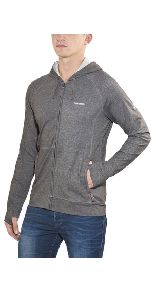 Craghoppers Nosilife Avila II - Sweat-shirt Homme - gris